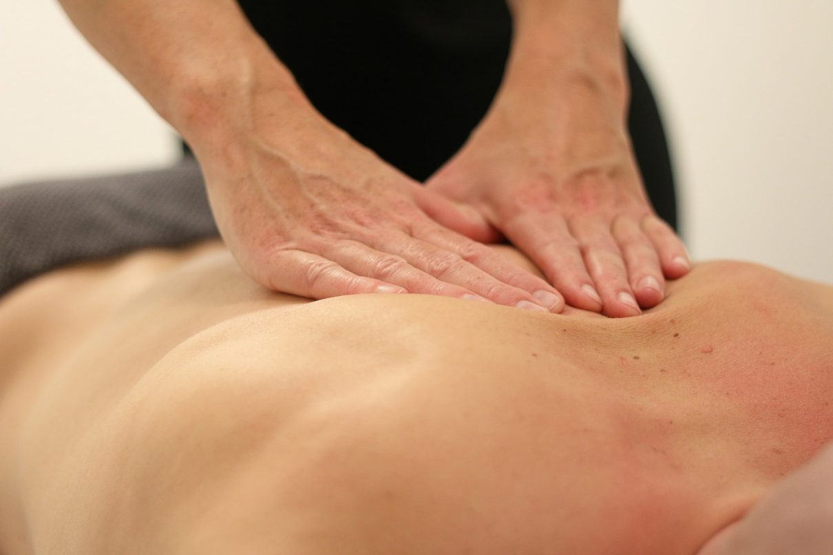 Osteopathy Treatment for Back Pain